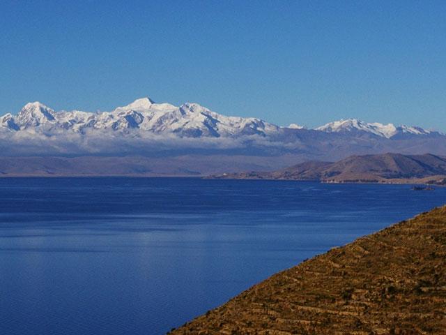 Titikaka, jezero bogova