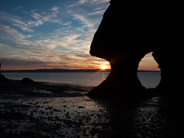 Zaliv Fandi, dom poslednjih pravih kitova i najvećeg plimskog talasa