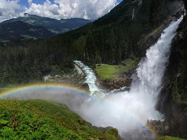 Da li znate koji je najviši vodopad Evrope?