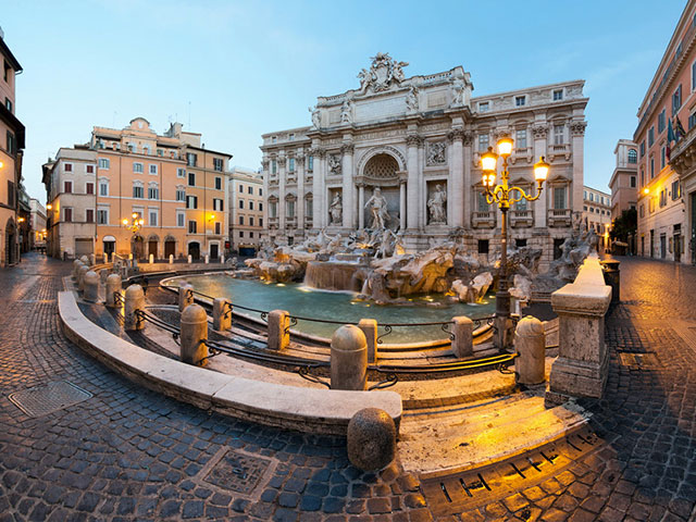 Znate li kako čuvena Fontana di Trevi pomaže najugroženijima svakog dana?