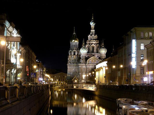 Da li ste znali ovaj podatak o Sankt Peterburgu?