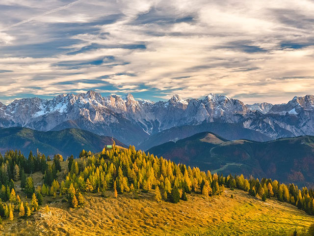 Da li ste znali ove informacije o Alpima?