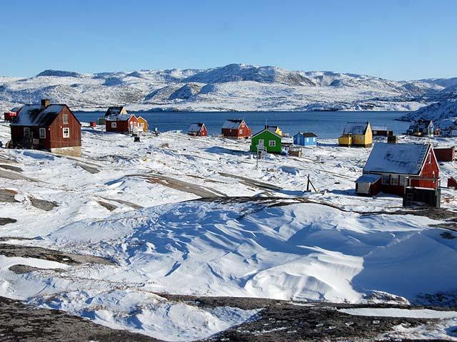 Da li znate da Grenland nije ostrvo?