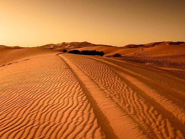 Da li znate koja je najveća reka Saudijske Arabije?