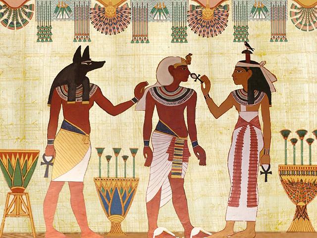 Ako mislite da vi volite mačke šta tek reći za žitelje starog Egipta...