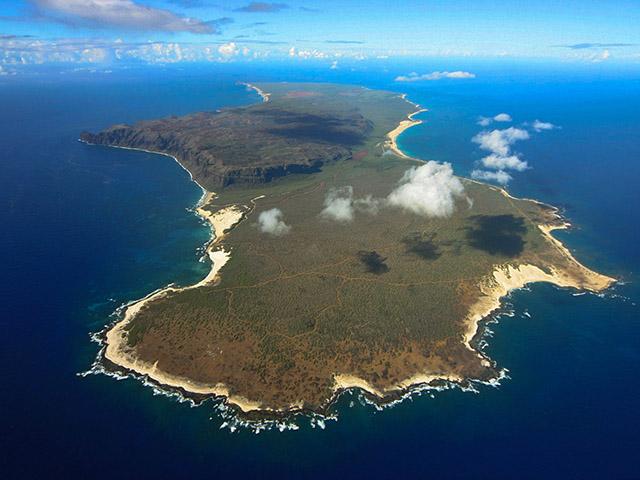 Da li ste čuli za Zabranjeno ostrvo  u Havajima?