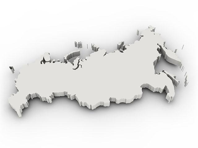 Evo još jednog dokaza kolko je Rusija velika..