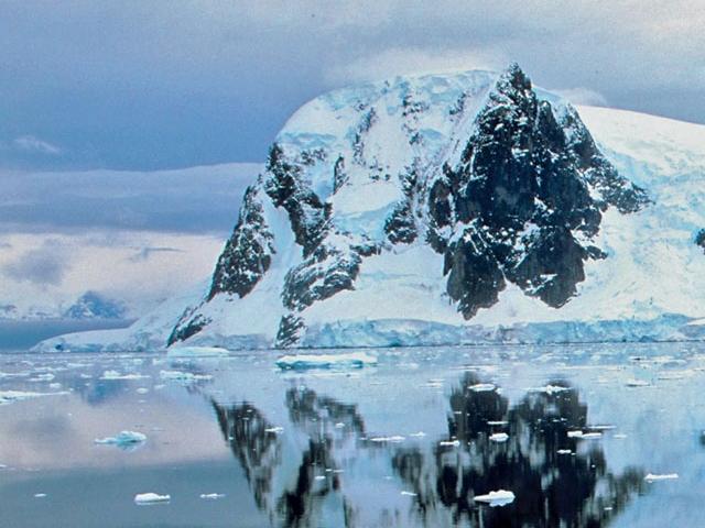 Znate li od čega je tačno sačinjen Antarktik?