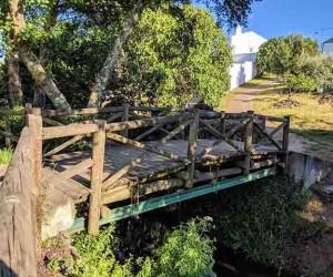 El Marko je najkraći most koji...