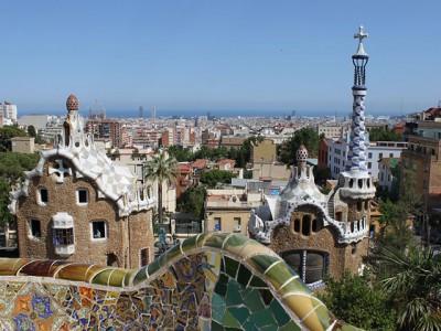 Ta magična Barselona