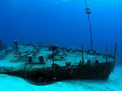 Šta mislite, koliko brodskih olupina kriju dna mora i okeana?