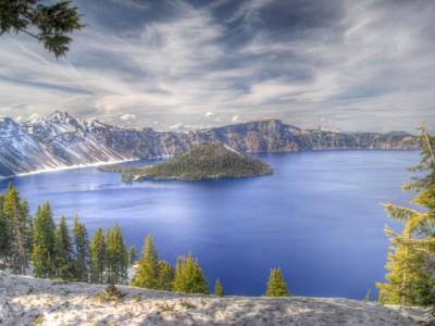 Upoznajte Kratersko Jezero, jezero koje se krije u grotlu vulkana