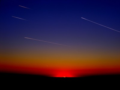 Udari meteorita i tragovi na površini Zemlje