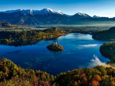 Bled, alpski dragulj