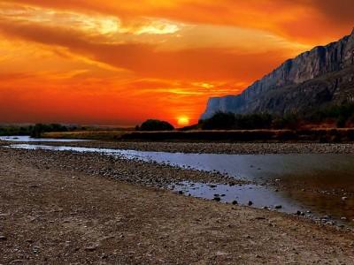 Da li ste čuli za reku čije se korito širi?