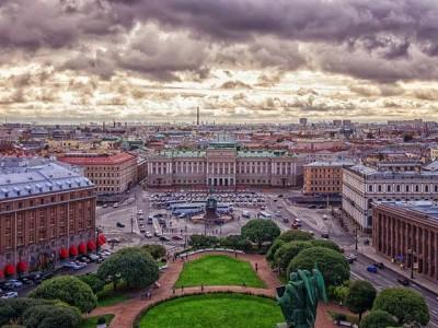 Koji grad je bio prva ruska prestonica?