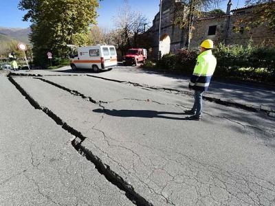 Ubistvena snaga zemljotresa...