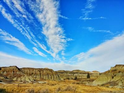 Bedlends, surova i negostoljubiva zemlja drevnih Sijuks Indijanaca