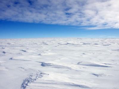 Trka za osvajanje kraja sveta - Antarktika