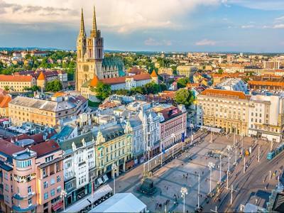 Zagreb, prelepa prestonica Hrvatske