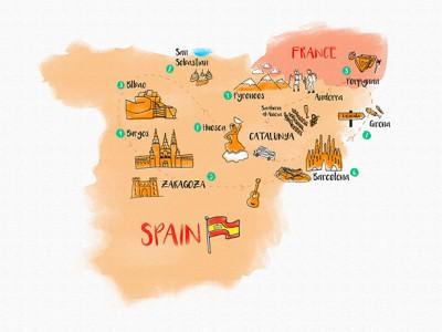 Da li znate šta spaja evropsku državu Španiju sa planetom Mars?