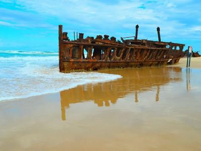 Frejzer, najveće peskovito ostrvo sveta