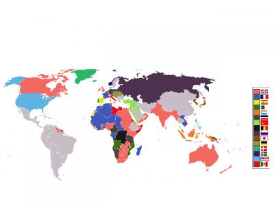 Znate li ko je bio najveća kolonijalna sila?