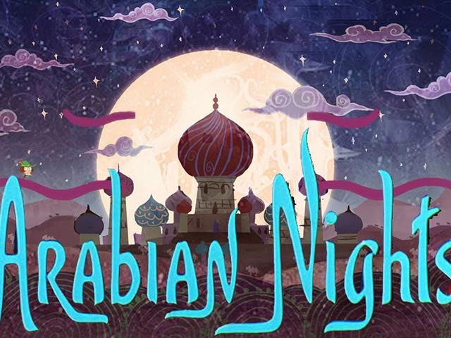 Ahagar, inspiracija za priče iz Hiljadu i jedne noći