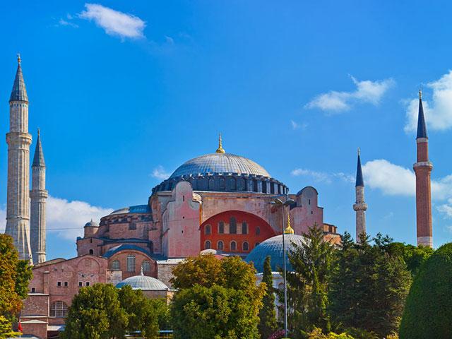 Aja Sofija, svedok istorije Istanbula