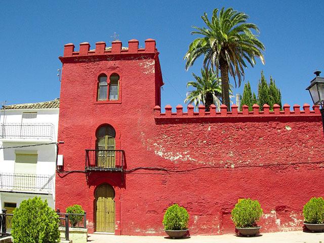 Alhambra, trem raja