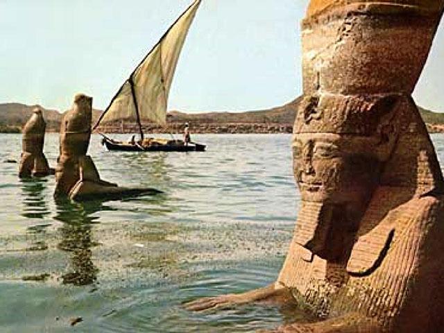 Asuan, kapija Afrike