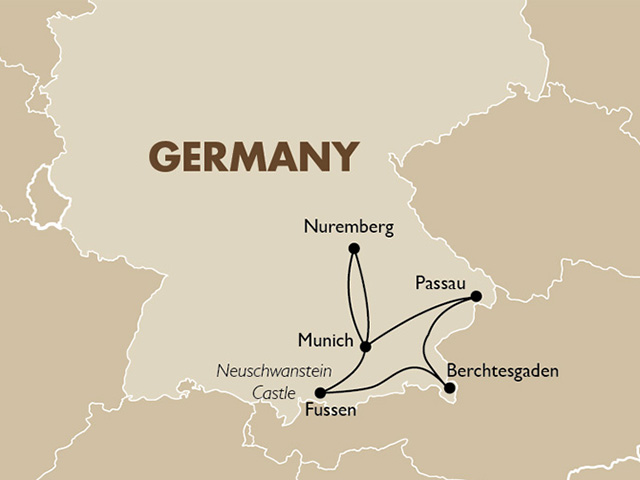 Berhtesgaden, prvi u Nemačkoj