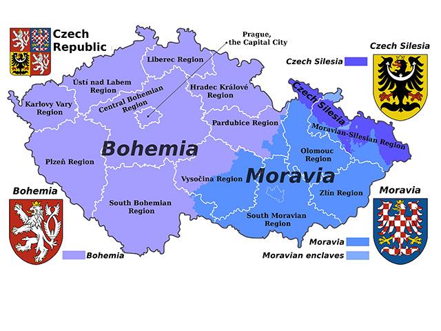 Bohemija, Češka Kraljevina