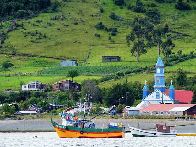 Čiloe, ostrvo gde se sastaju čarobnjaci
