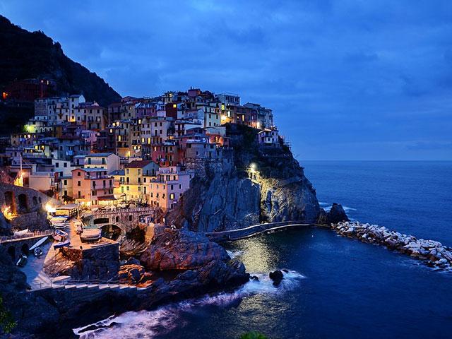 Činkve Tere, najlepša sela Italije