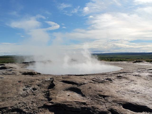 Čudesna priroda Islanda  I deo - Gejziri