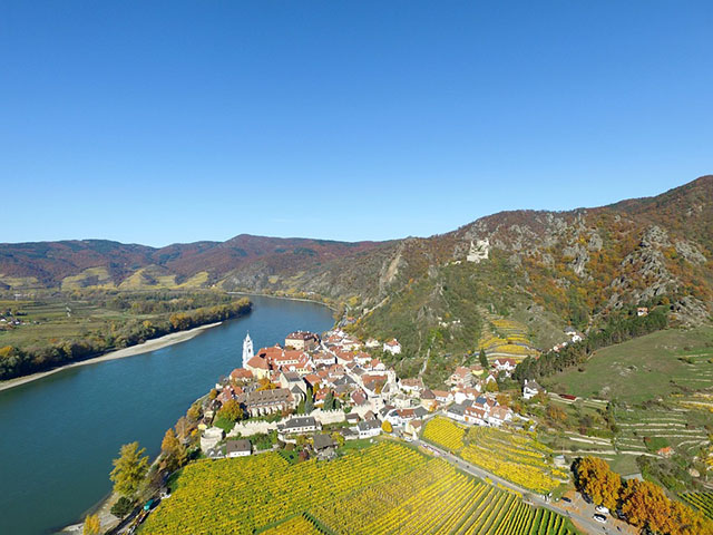 Dolina Rajne, toplo srce Nemačke