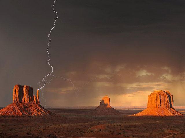 Dolina spomenika, simbol američkog Zapada