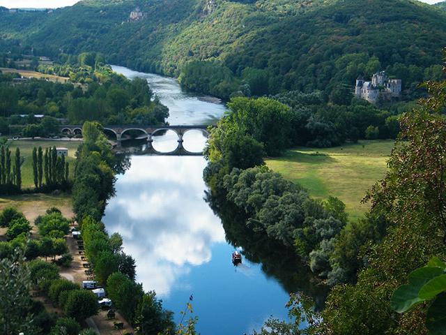 Dordonja, u srcu Francuske
