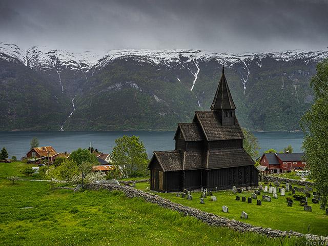 Drvena crkva stara skoro 1000 godina