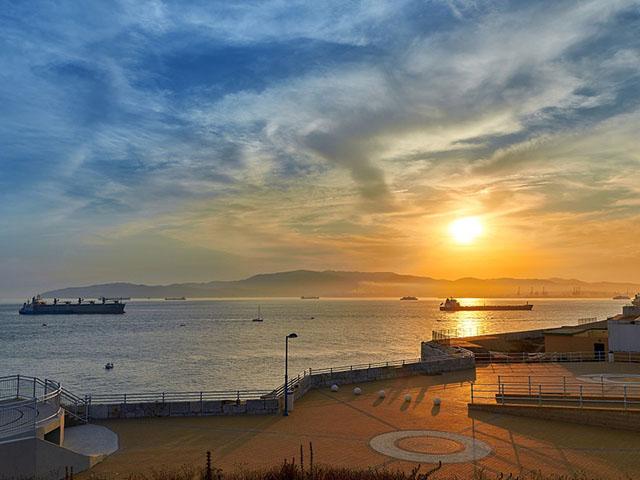 Gibraltar, drevni Herkulovi stubovi