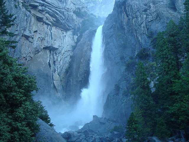 Josemiti, najlepša dolina Amerike