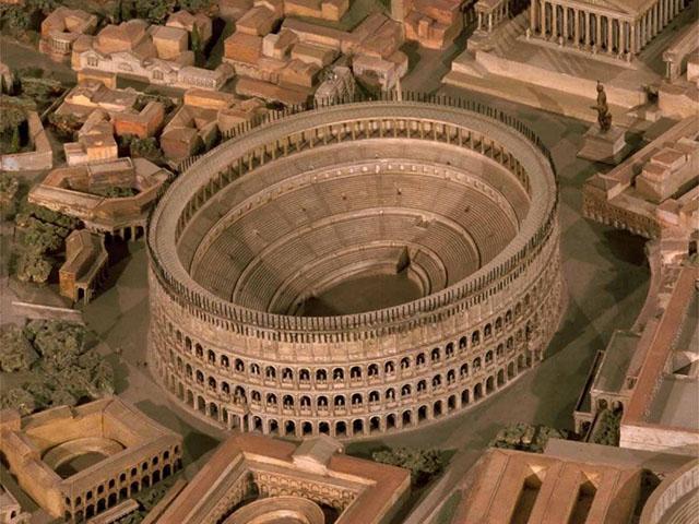 Koloseum, večni simbol večnog grada
