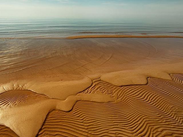 Kurlandska prevlaka, komadić Afrike na Baltiku