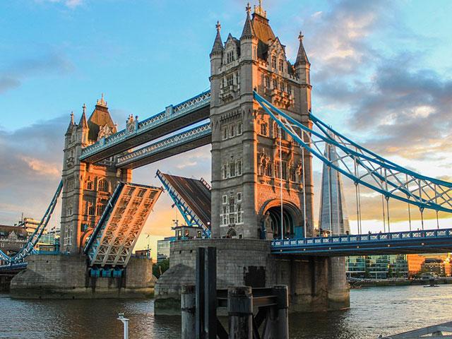 London, kraljevski grad