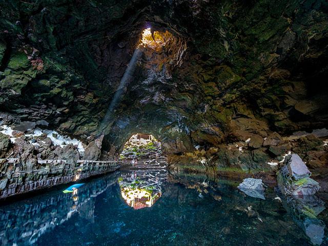 Los Hameos del Agva, predivan spoj prirode i umetnosti