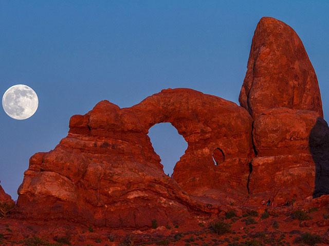 Lukovi (Arches) - kada se priroda zaigra