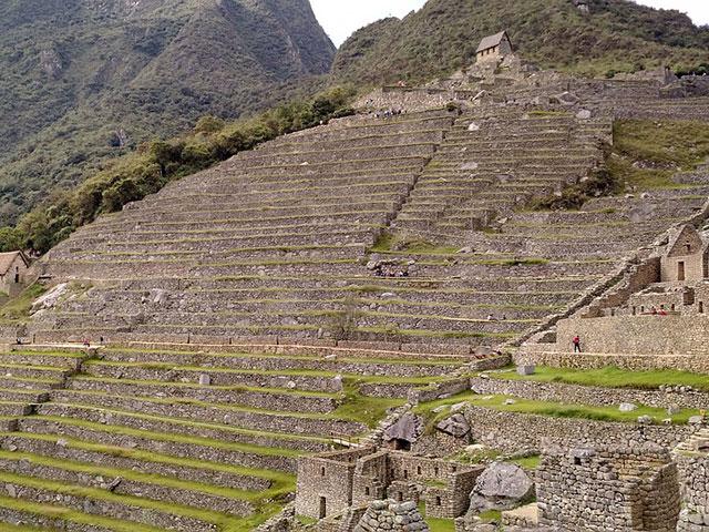 Maču Pikču, planinski grad Inka