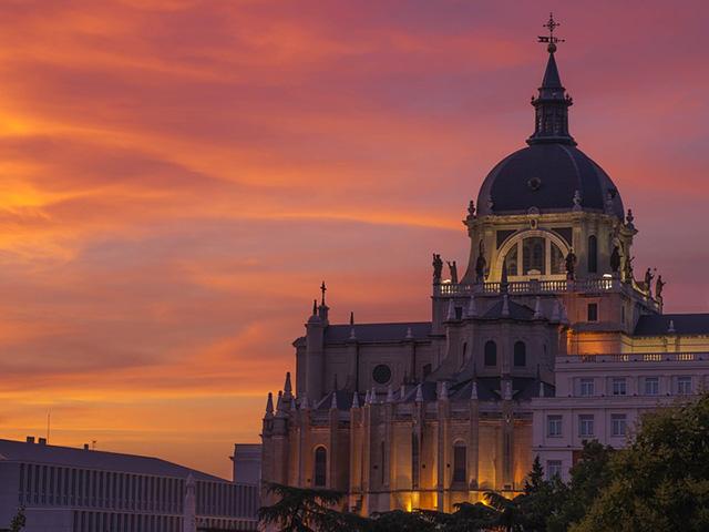 Madrid, srce Španije