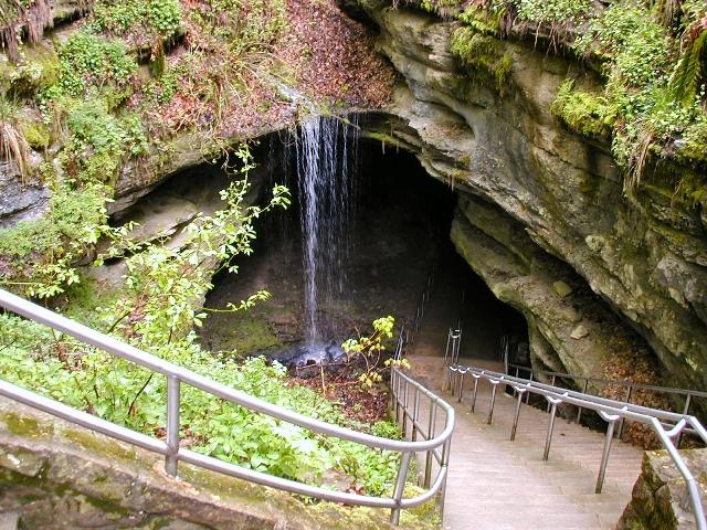 Mamutska pećina, nepregledni podzemni lavirint